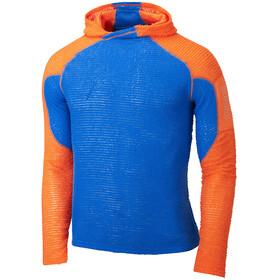 OMM Core Felpa Uomo, blu/arancione